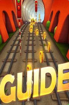 Guide for Subway Surf Tips poster