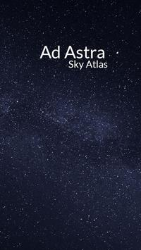 Ad Astra - Astronomy app poster
