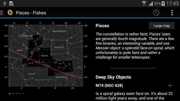 Ad Astra - Astronomy app apk screenshot