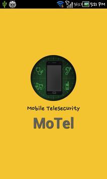 MoTel Lite (Anti-wiretapping) poster