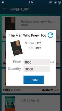 MucheCo Amazon Lister apk screenshot