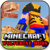 Wolverine Mod For MCPE icon