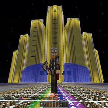 MCPE Thor Mod apk screenshot