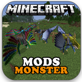 MONSTER MODS For MCPE icon