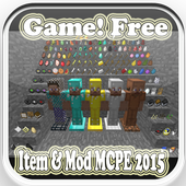 ITEM MODS MCPE GUIDE icon