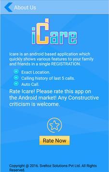iCare apk screenshot