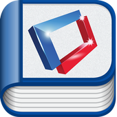 TV dictionary icon