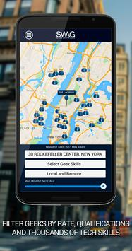 SWAG Client apk screenshot