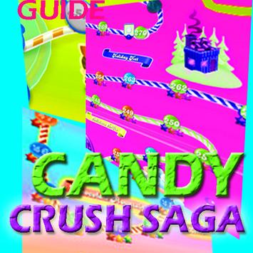 Guide PLAY Candy-Crush Saga poster
