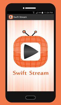Swift Stream Cartaz