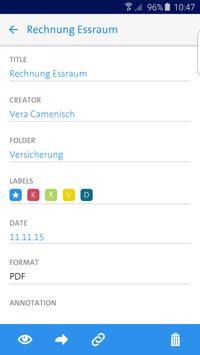 Docsafe Swisscom apk screenshot