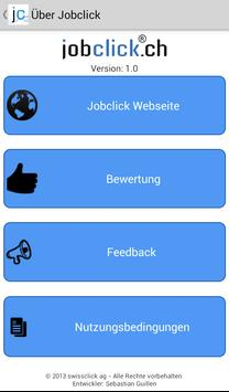 Jobclick apk screenshot