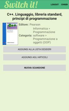 Switch It apk screenshot
