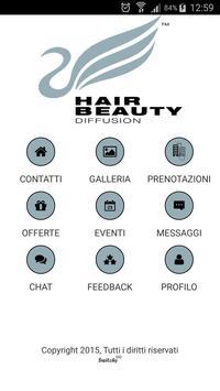Hair Beauty Diffusion poster