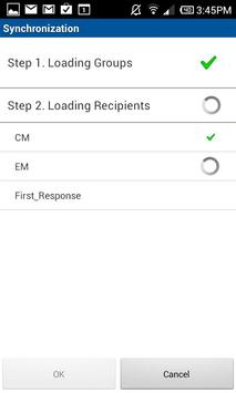Send Word Now apk screenshot