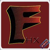 Pro Fhx Server_X icon