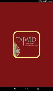 Ilmu Tajwid Indonesia poster
