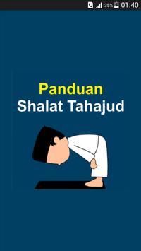Panduan Shalat Tahajud poster
