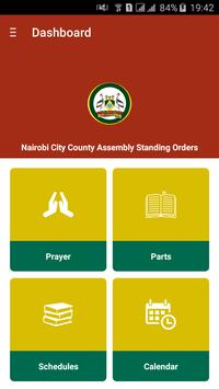 Nairobi City County Assembly apk screenshot