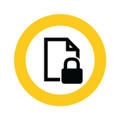 Symantec Work File icon