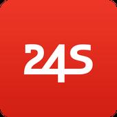 24symbols – online books icon