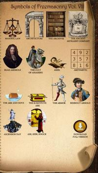 Symbols of Freemasonry VII apk screenshot