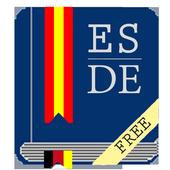 Spanish-German Dictionary Free icon