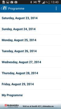 IMSC 2014 apk screenshot