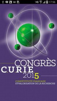 Congrès C.U.R.I.E 2015 poster