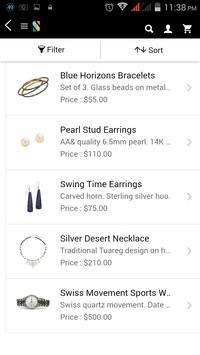 Splurgify: E-Commerce App Demo apk screenshot
