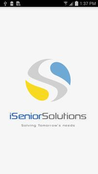 iSeniorSolutions poster
