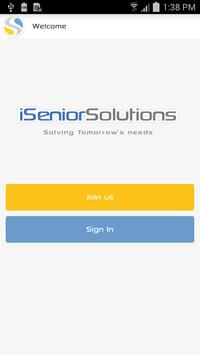 iSeniorSolutions apk screenshot