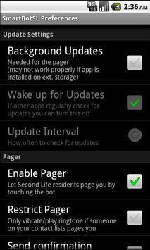 SmartBotSL apk screenshot