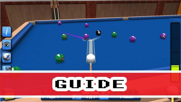 Guide for Pro Snooker 2015 poster