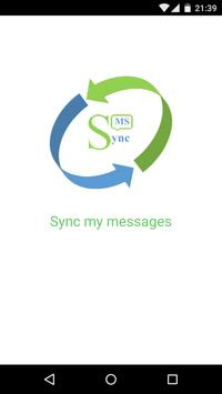 Sync SMS apk screenshot