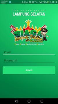 SIAGA Instansi Lampung Selatan apk screenshot