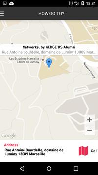 KEDGE EVENTS apk screenshot