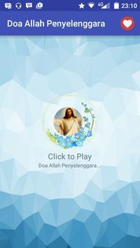 Doa Allah Penyelenggara poster