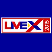 LiveX 2015 icon