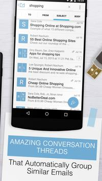 Email Exchange + by MailWise apk screenshot