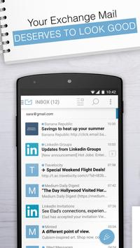 Email Exchange + by MailWise poster