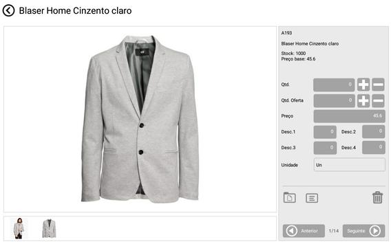 Demo MSS - Mobile Sales System apk screenshot