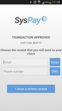 SysPay - Omnichannel apk screenshot