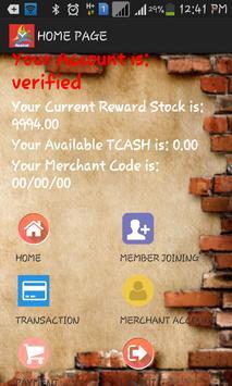 CIP Merchant apk screenshot