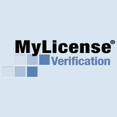 MyLicense Verification icon