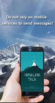 HimalayaTalk poster