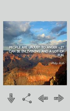 Anger Quotes poster