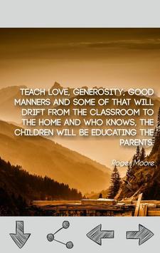 Generosity Quotes poster