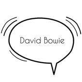 David Bowie Quotes icon
