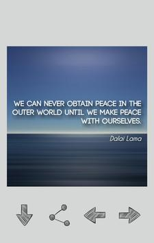Dalai Lama Quotes poster